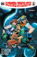 Scooby Apocalypse Vol.4 by Giffen
