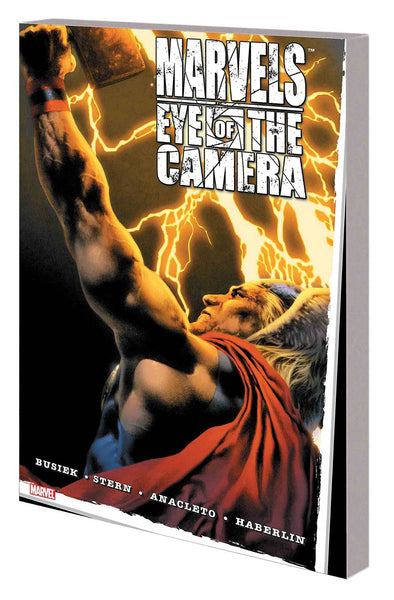 Marvels - Eye of the Camera TP