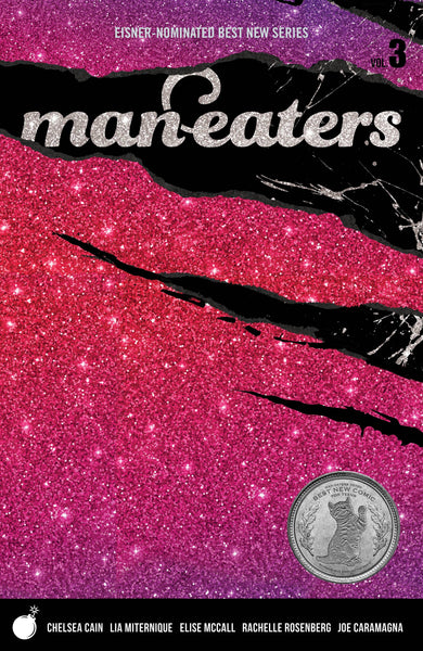 Man-Eaters Vol.3