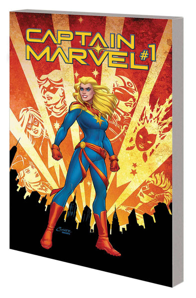 Captain Marvel Vol.1 - Re-Entry