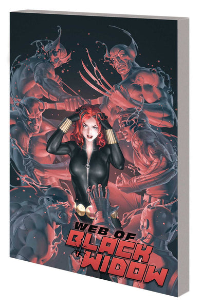 Web of Black Widow Vol.1 by Houser