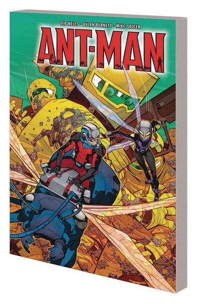 Ant-Man - World Hive TP