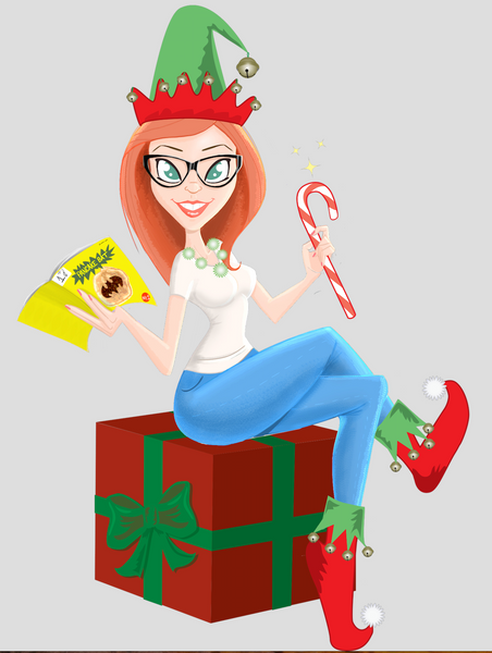 Step Into Your Superpower: Be a Merry Bitch - A 14 Day Challenge