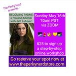 Becoming Padme: a Makeup Tutorial with Jett LaFever May 16th