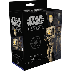 Star Wars Legion: B1 Battle Droids Upgrade Expansion - Pre-Order
