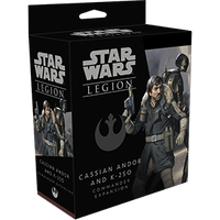 Star Wars Legion - Cassian Andor and K-2SO Commander Expansion - Pre-Order