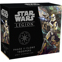 Star Wars Legion: Phase II Clone Troopers Unit Expansion - Pre-Order