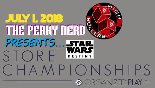 Store Championship:  Destiny -  High Rollers event!