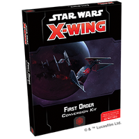 X-wing Second Edition First Order Conversion Kit 2.0