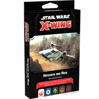Star Wars X-Wing: Hotshots & Reinforcements Pack - Pre-Order
