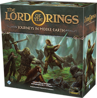 The Lord of the Rings: Journeys in Middle-earth - Pre-Order