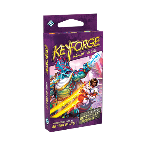 KeyForge - Worlds Collide Archon Deck