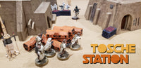 Star Wars Legion Scatter Terrain :  Kyber Crystal Containers (3)