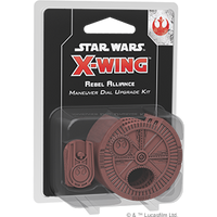 X-Wing Second Edition Rebel Maneuver Dial Kit