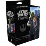 Star Wars Legion: Rebel Troopers Upgrade Expansion - Pre-Order