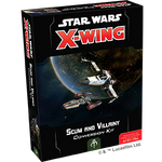 X-Wing Second Edition Scum and Villainy Conversion Kit - Pre-order