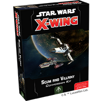 X-Wing Second Edition Scum and Villainy Conversion Kit