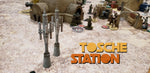 Star Wars Legion Scatter Terrain :  Tythoni Sensors (2)
