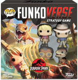 Funko POP! - Funkoverse 100 : Jurassic Park Strategy Game