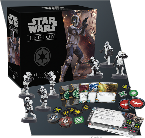 Legion Scout Troopers - Advanced Recon -  Pre-order