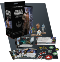 Rebel Specialists Personnel Expansion for Star Wars Legion -- Pre-Order