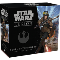 Rebel Pathfinders expansion for Star Wars Legion