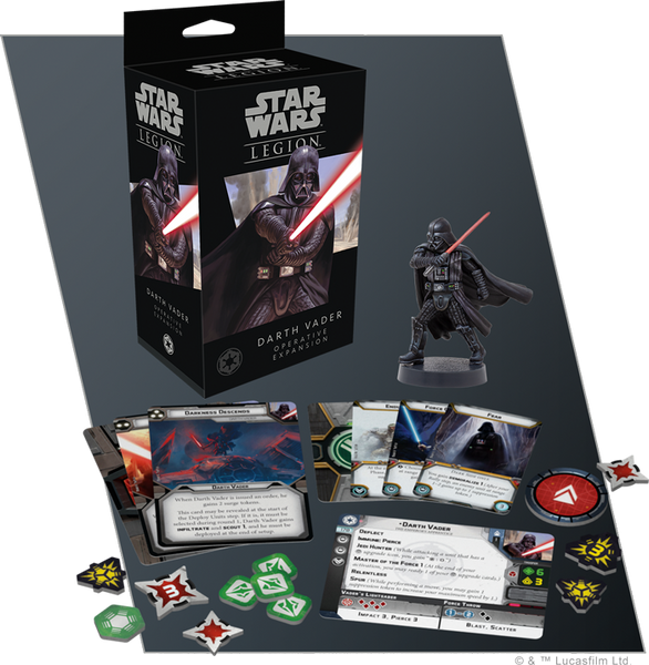 Star Wars Legion: Darth Vader Operative - Legion PreOrder