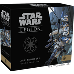 PRE-ORDER - Star Wars Legion ARC Troopers Unit Expansion