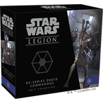 PRE-ORDER - Star Wars Legion BX-Series Droid Commandos Expansion