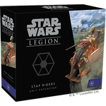 PRE-ORDER - Star Wars Legion STAP Riders Unit Expansion