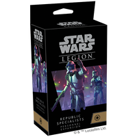 PRE-ORDER - Star Wars Legion - Republic Specialists Personnel Expansions