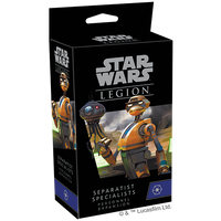 PRE-ORDER - Star Wars Legion - Separatist Specialists Personnel Expansion