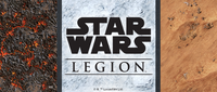 Star Wars Legion Hoth Game Mat  - Pre-Order