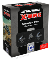 The Servants of Strife Squadron Pack - X-wing 2.0