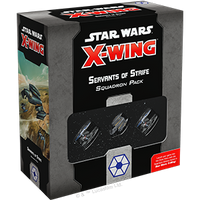 X-Wing 2.0 Servants of Strife Squadron Pack - Pre-Order