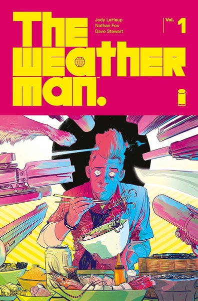 The Weatherman Vol.1