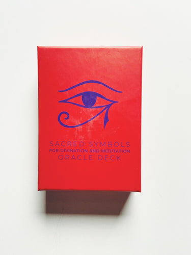 Sacred Symbols Oracle Deck