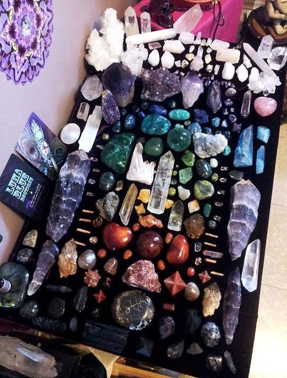 Crystals for Your Sun Sign