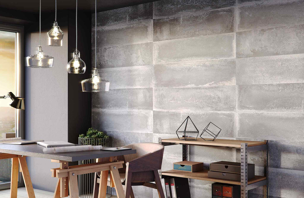 Vox Kerradeco internal wall cladding panel loft concrete