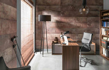 Vox Kerradeco internal wall cladding panel loft rusty