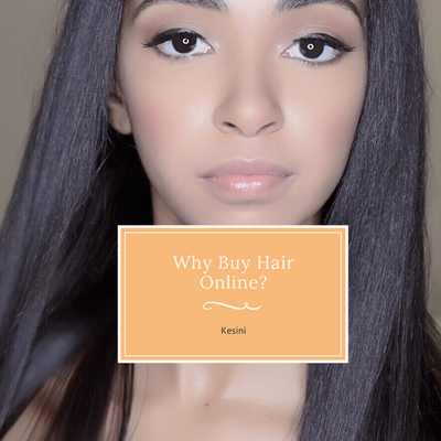 Why Buy Hair Extensions Online?