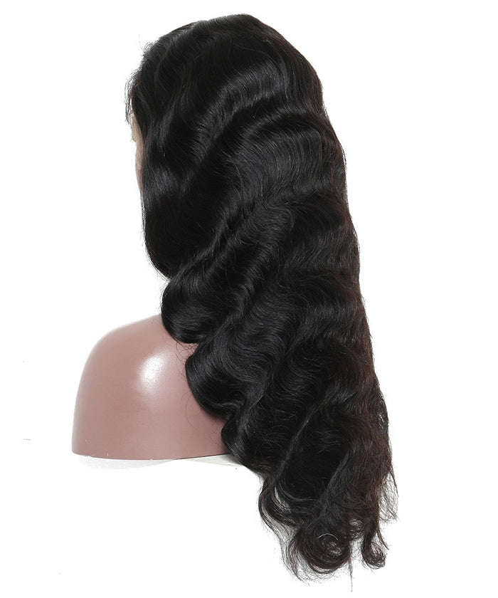 Brazilian Body Wave Glueless Lace Front Wig