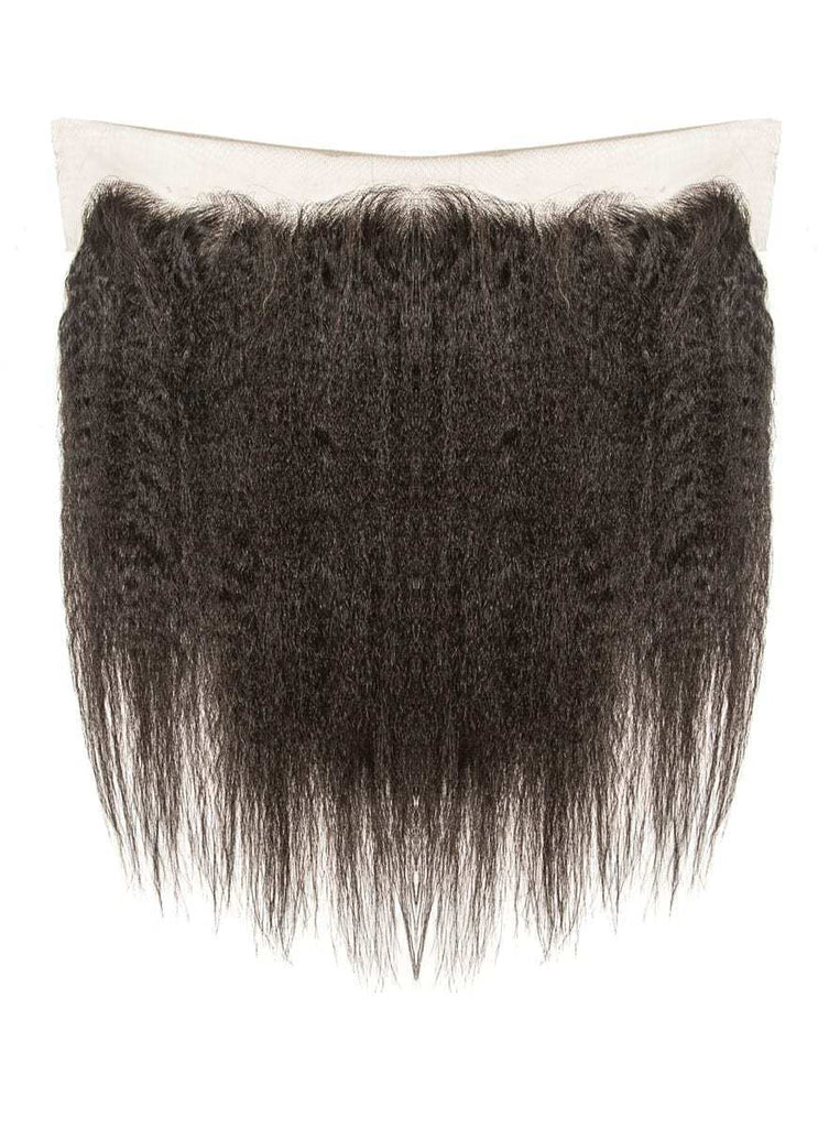 Kinky Hair Collection Lace Frontals