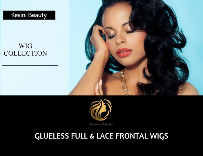 Glueless Lace Wig Collection Wholesale Catalog
