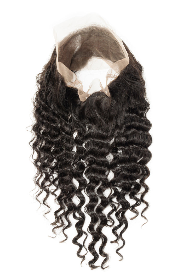 Malaysian Lace 360 Frontals - Wholesale