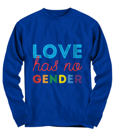 Love has NO Gender