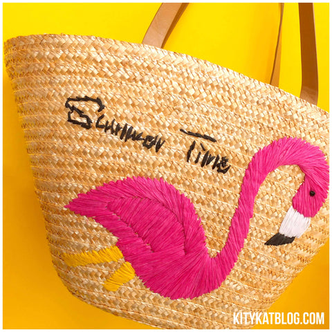 FLAMINGO NATURAL Bag
