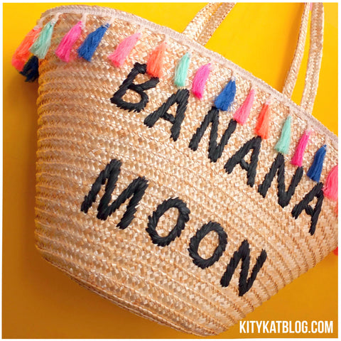 BANANA NATURAL Bag