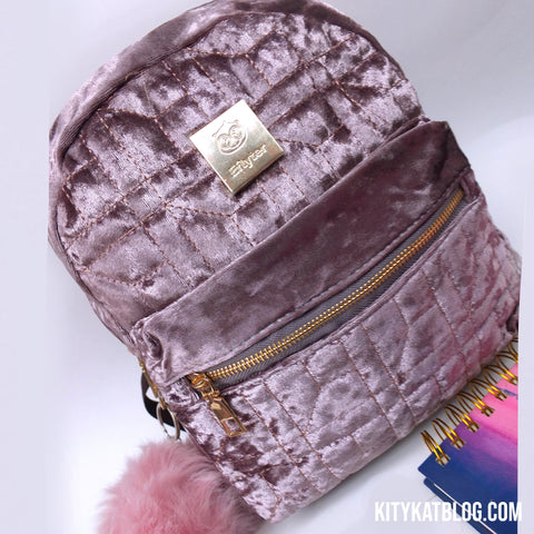 Mini Backpack VELVET