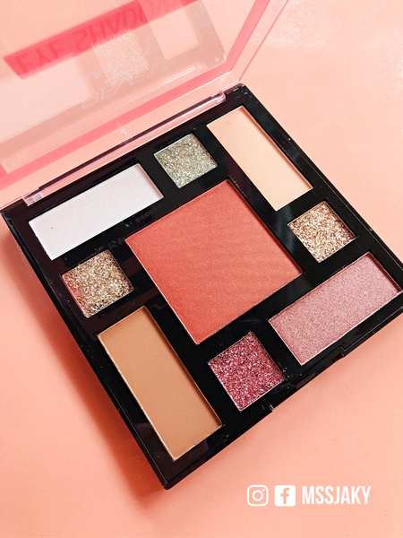 Paleta de Sombras REVEL GIRL DAY